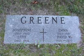 Effie Greene (1874-1906) - Find A Grave Memorial