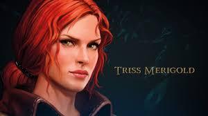 triss merigold hd wallpaper the