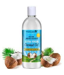 wishcare virgin coconut oil for hair