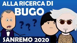 BUGO, MORGAN e AMADEUS in: Alla ricerca di Bugo - SANREMO 2020 ...