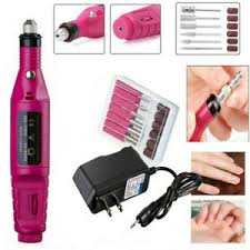 electric nail file drill kit manicure