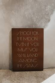 Shoot For The Moon Wall Decor Child Of Wild