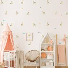 Wall Sticker Wall Decal Home Decoration Wall Design For Nursery And Kids Bedroom Beautiful Wall Designs