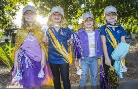 left) Anneke Jenkins, Lani Rogers, Abby Rogers and Chelsea Parker ... | Buy  Photos Online | Sunshine Coast Daily
