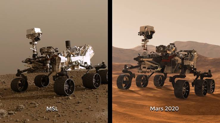 Image result for mars rover nasa