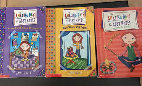 Find more The Amazing Days Of Abby Hayes Book Lot Guc for sale at up to 90%  off