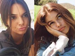 kendall jenner without makeup images