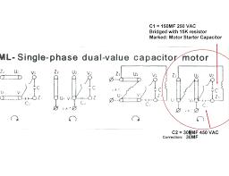 magnetek century ac motor wiring