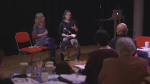 Creating a supportive & sustainable artist community in a rural town -  Presented by Debbie Adele Cooper & Sarah Bradnock on Vimeo