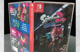Splatoon 2 Octo Expansion Box Art Cover ...