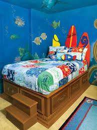 Underwater Adventure For Small Children S Bedroom Kids Bedroom Themes Bedroom Themes Kids Bedroom Sets