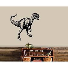 Decal T Rex Dinosaur 4 Wall Or Window Decal 20 X 21 Walmart Com Walmart Com