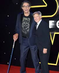 Peter Mayhew dead: Net worth of Star Wars Chewbacca actor revealed |  Express.co.uk