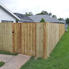Types Of Wood Fences Wood Styled Fences Installed In Spring Hill Fl