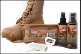 kiwi boot care kit ranger joes