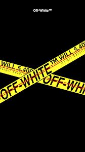 gucci x off white wallpaper