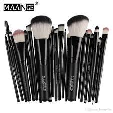 maange cosmetic makeup brushes set