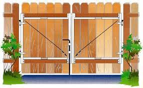Wood Driveway Gate Plans How To Build Diy Woodworking Blueprints Wood Gates Driveway Greenhouse Plans Wood Fence Gates