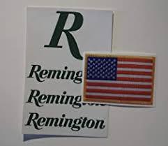 Amazon Com Remington Sticker