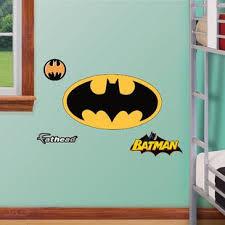 Batman Wall Decal Wayfair