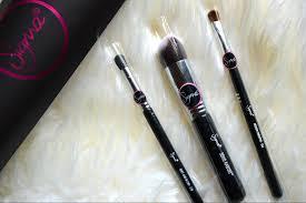 makeup brushes review 3dhd kabuki