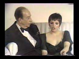 Liza together with her father Vincente Minnelli - YouTube