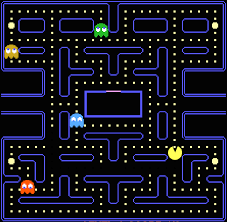the history of pac man