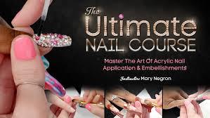 the ultimate nail course marquetta