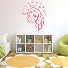Dreaming Unicorn Wall Decal Style And Apply