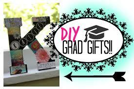 diy grad gifts affordable easy cute