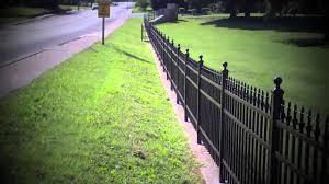 Taking Jerith Aluminum Fence To The Next Level Youtube