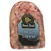 head cheese sliced meat at h