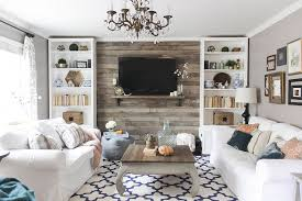 12 backdrops to make your mounted tv
