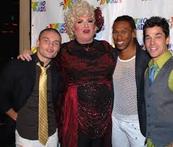 File:Andre Birleanu, Jesse Lewis, Drag queen Momma, VJ Logan at 7th Annual  WeHo Awards 1.jpg - Wikimedia Commons