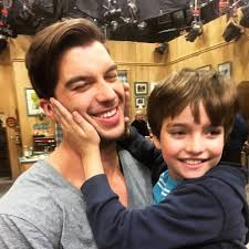 "Adam Hagenbuch on Twitter: ""Here's @EliasHarger forcing me to smile. Not  that I needed any help, this kid is a total goober. #fullerhouse… """
