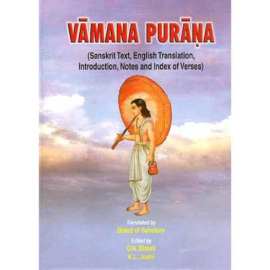 "Image result for vamana purana"""