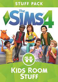 Amazon Com The Sims 4 Kids Room Stuff Instant Access Video Games