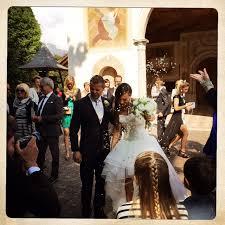 Dorothea Wierer e Stefano Corradini sposi a Cavalese (Foto ...