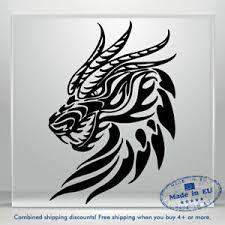 Dragon Fire Decals Game Of Thrones Auto Car Bumper Window Vinyl Decal Sticker 3m Ebay
