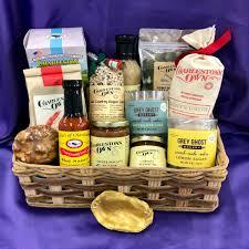 charleston theme gift basket