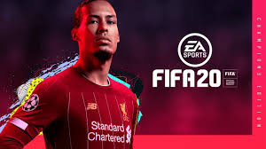 Van Dijk Fifa 20 Wallpaper - KoLPaPer - Awesome Free HD Wallpapers