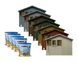 Ronseal Fence Life Plus Garden Shed Fence Paint 5l Uv Potection All Colours Ebay