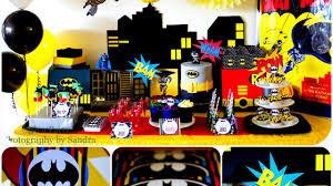 Fiestas Infantiles De Batman El Caballero De La Noche Para Un Nino