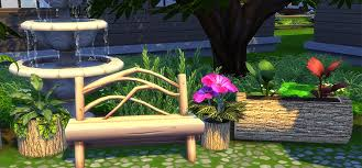 best sims 4 plants cc to