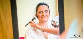 bridal makeup and hair trial