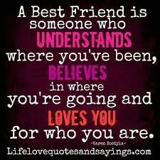 best friend quote