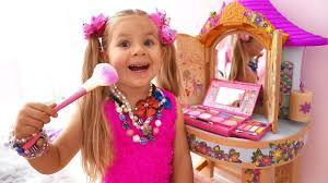 diana pretend play makeup toys you
