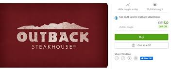 outback steakhouse promotions 10 off