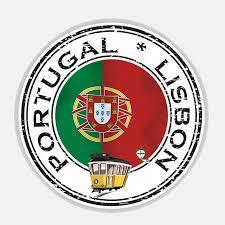 Yjzt 13 2cm 13 2cm Accessories Personality Portugal Lisbon Round Car Sticker Decal 6 2693 Car Stickers Aliexpress