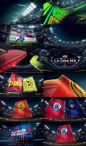 LA LIGA MX CONCEPT DESIGN on Behance